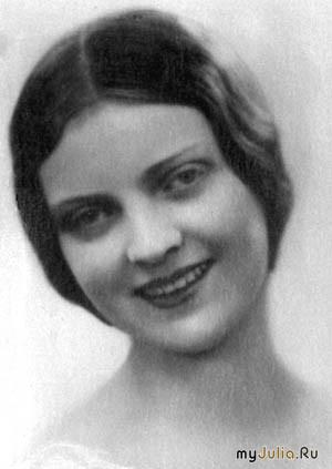 Марина Шаляпина. 1931 (19 лет). Дочь Фёдора Шаляпина