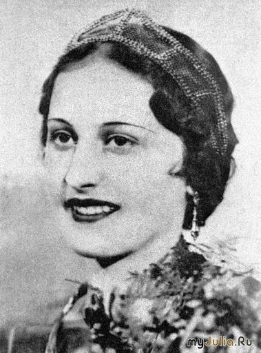 Екатерина Антонова. 1934