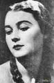 Ариадна Гедеонова. 1936 (18 лет)