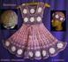 Платье «Мальвина» и шапочка