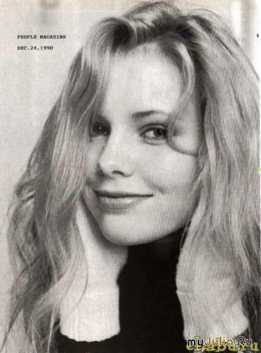 Мария Кежа. 1990
