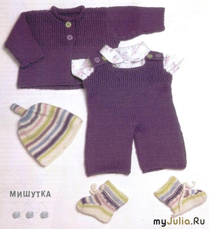 вязание+малышам