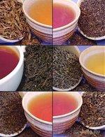 Лекарственные чаи с добавками.