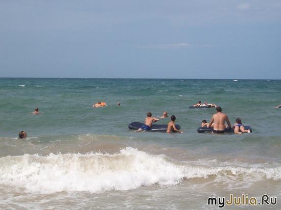 Море, 2012 год