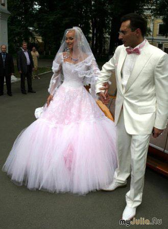 Свадьба кристина орбакайте