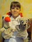 Как сшить перчатку для кукол школа монстров видео