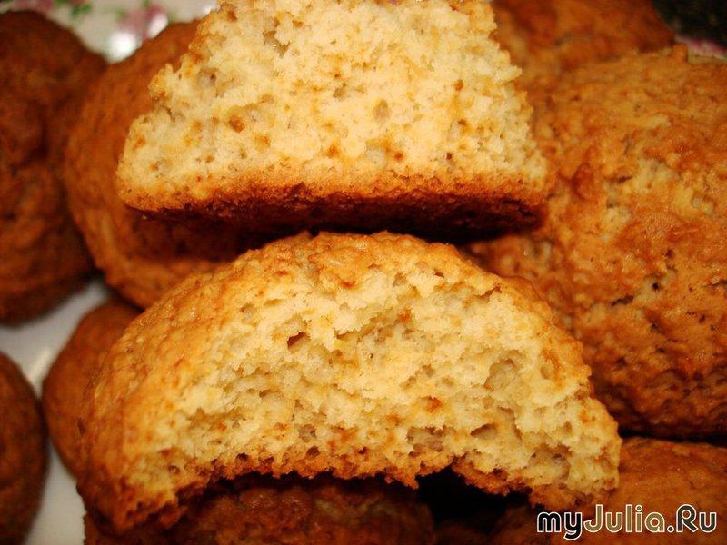 Овсяное печенье как в магазине рецепт