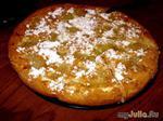 Яблочный осенний пирог