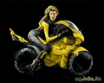 Мотоциклы из людей