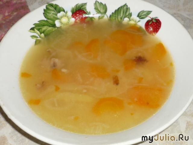 как приготовить гороховый суп с копчеными ребрышками в скороварке