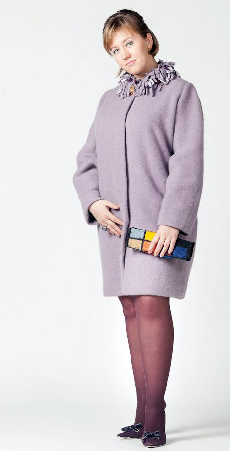 Пальто своими руками для полной женщины 89