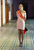 Выпускное платье на заказ в ателье Фриш