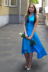 Выпускное платье, пошив в ателье