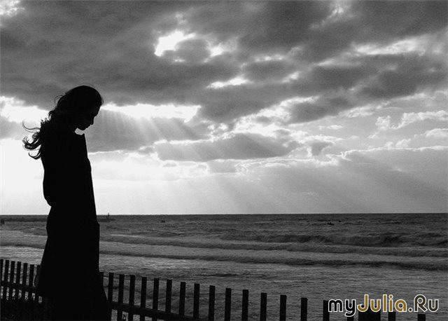 Грусть печаль тоска картинка