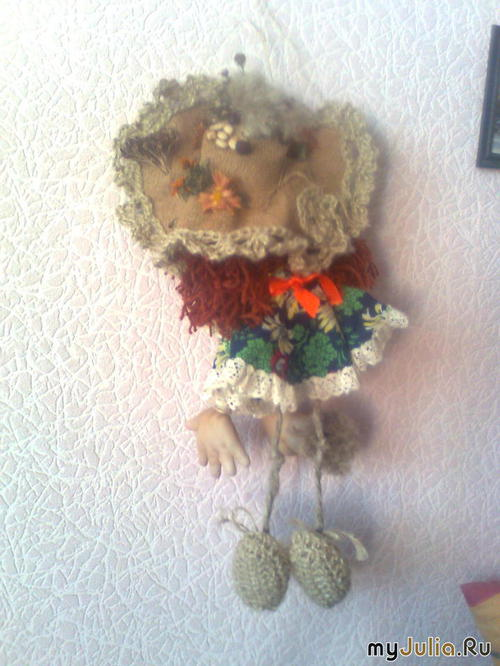 Домовушка луша вязание спицами 46