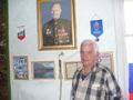 Недорубов В.Г. с портретом своего знаменитого деда.