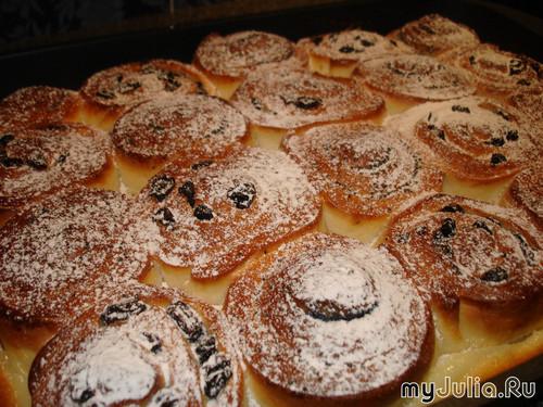Пирожки с заварным кремом рецепт с фото