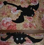 Беззубик прилетел!