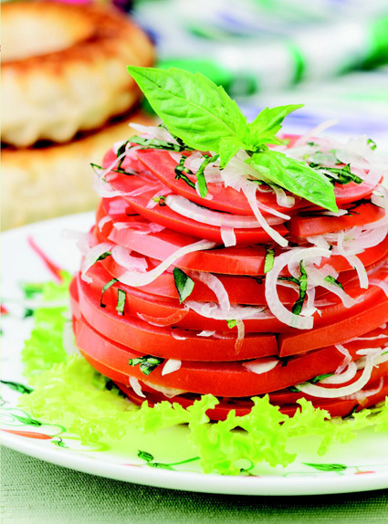 Салат ачик-чучук рецепт с