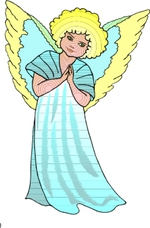 Флэш-моб «Встреча с ангелом»