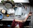 История про воду, соседей... и смущающегося сантехника