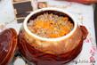 Горшочек с гречей и грибами