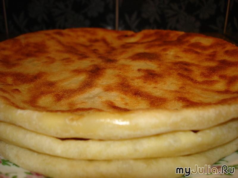лепёшки с зеленью и сыром на сковороде рецепт с фото