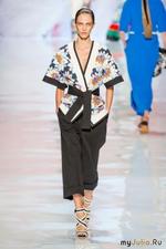 Мода 2013: восточный след