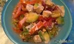 Салат сыроедический