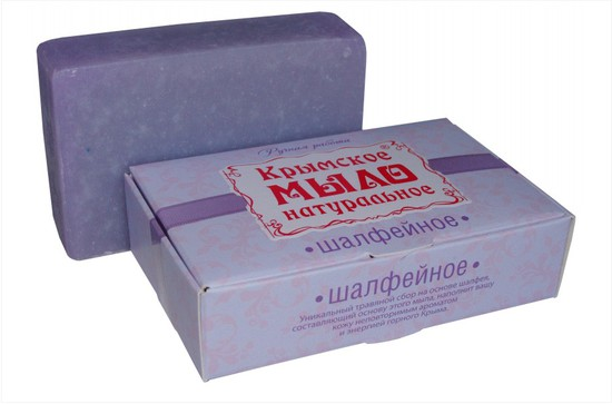 Мыло натуральное ПРОПОЛИС крымское мыло ручной работы.