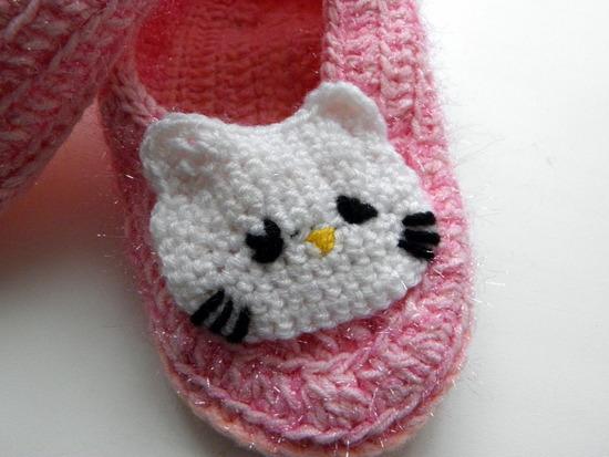 Тапочки Hello Kitty