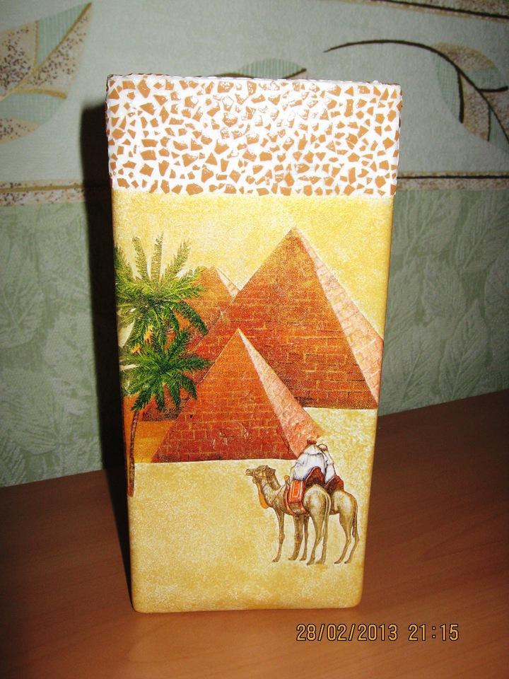 Египетском стиле своими руками