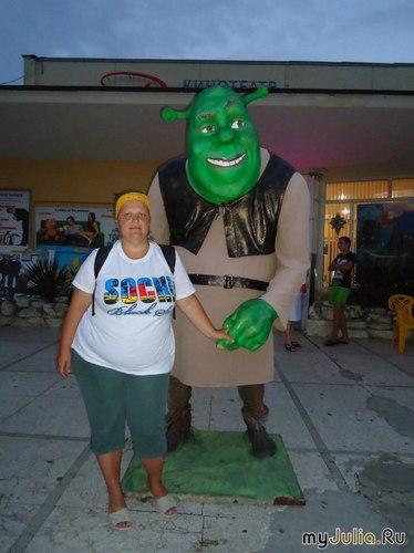 Моя встреча с зеленым человечком