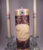 Свадьба с огоньком: про свадебные свечи