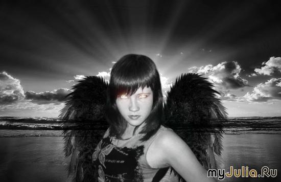 Blak Angel
