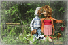Портретная текстильная кукла,кукла с портретным сходством,кукла по фото,шарж кукла,скульптурно-текстильная кукла,текстильная скульптура