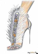 Счастливая история одной туфли