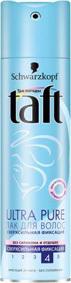 Taft Ultra и Taft Ultra Pure: новая формула красоты,  которая не требует жертв