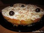 Фруктовый пирог в духовке или мультиварке