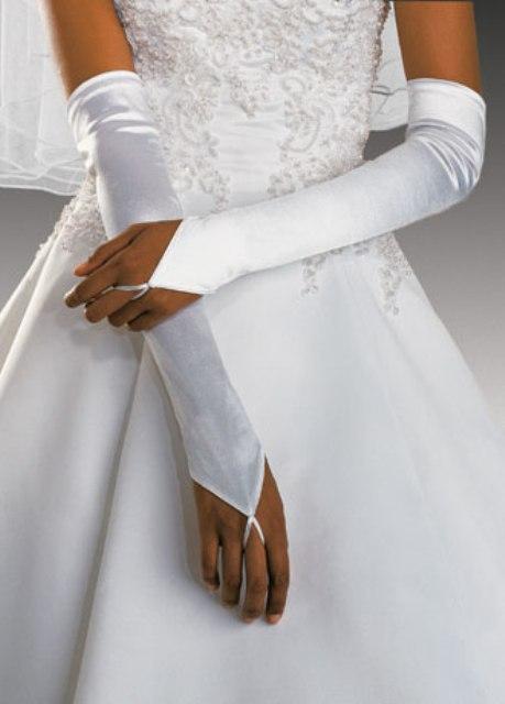Свадебные аксессуары к платью