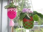 Горшочки для цветочков