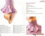 Варианты горловины и рукава женской одежды