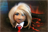 Портретная кукла по фото Ириша. Кукла с портретным сходством. Объёмное портретное лицо куклы.