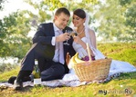 Свадьба в студенческом стиле: Да здравствует свобода!
