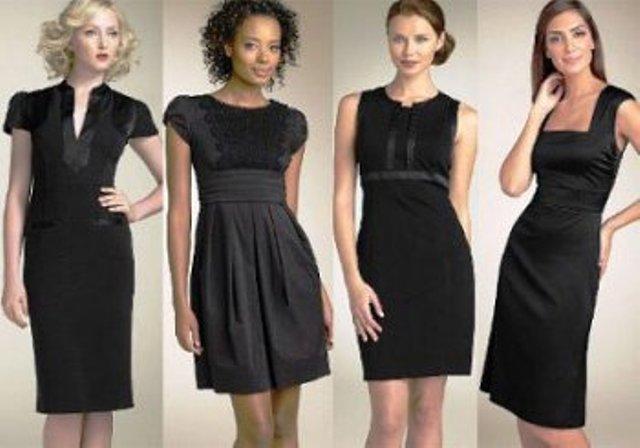 Главный из них — маленькое черное платье, непревзойденный шедевр  элегантности, созданный Коко Шанель. Нынешние варианты маленького черного  платья имеют ... afbdb6a674d