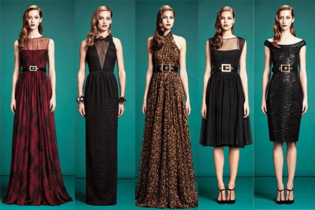 фото маленького черного платья для полных женщин