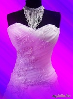 Каким должно быть идеальное свадебное колье? Часть 2