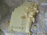 Виды свадебных приглашений
