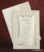 Традиционные свадебные приглашения