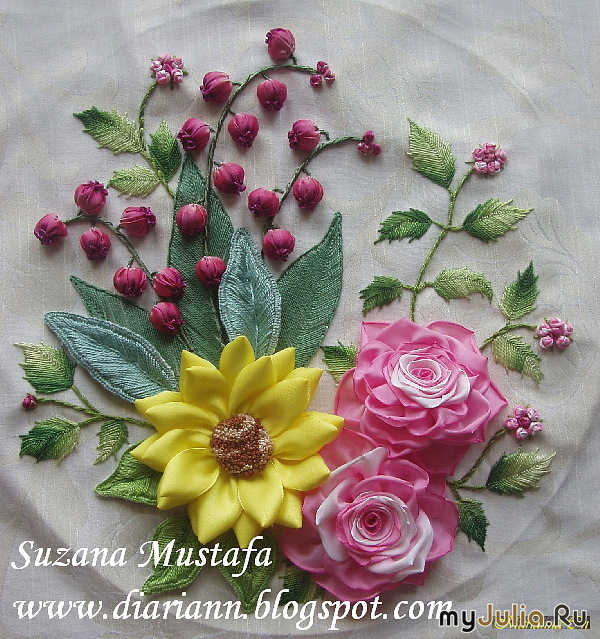 Растения по цветам фото